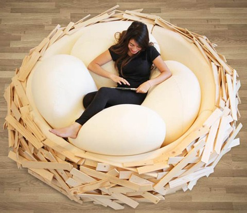 bird-nest-bed