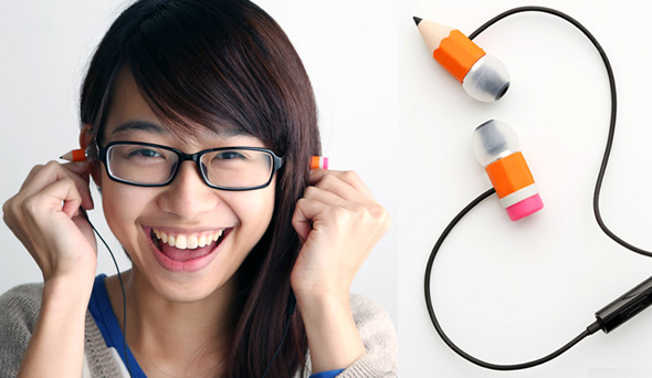 megic-pencil-earphone