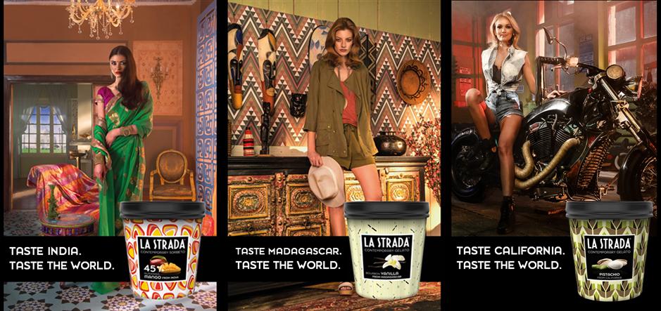 La Strada taste the world